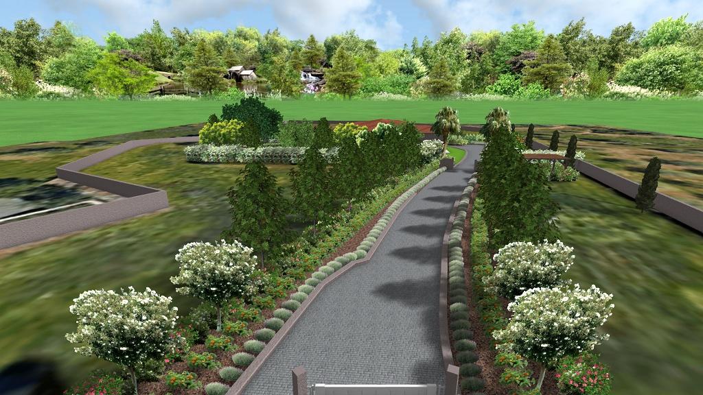 Guia Landscape Garden 3D DESIGN